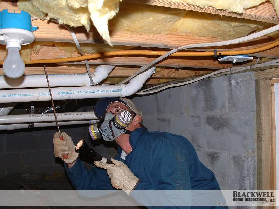 Crawl Space Inspection